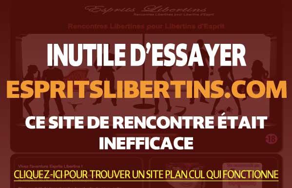 espritslibertins France