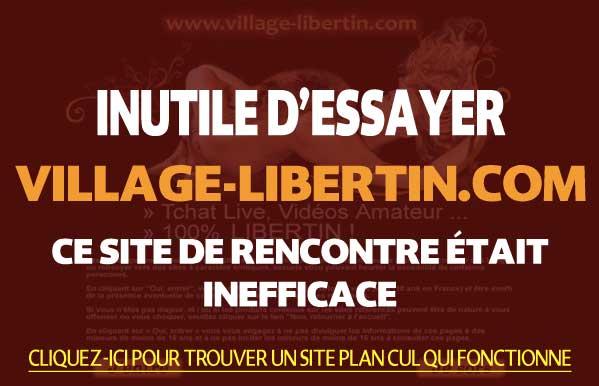 Village-Libertin France